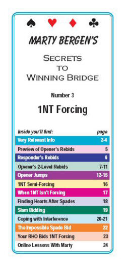 1NT forcing