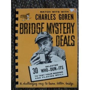 bridge mystery deals goren