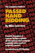 Mike Lawrence Complete guide passed hand bidding
