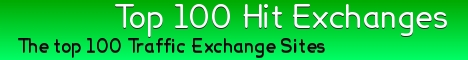 Top 100 traffic exchanges